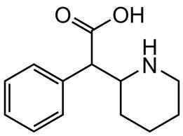Picture of Ritalinic acid.HCl