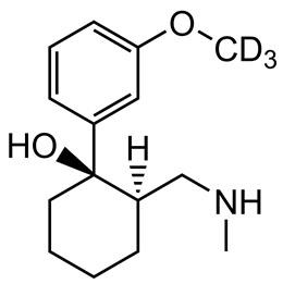 Picture of N-Desmethyl-cis-tramadol-OCD3.HCl