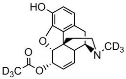 Picture of 6-Acetylmorphine-D6.HCl (Custom Mixtures)