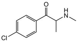Picture of 4-Chloromethcathinone.HCl