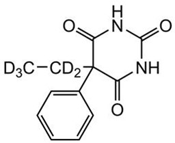 Picture of Phenobarbital-D5 (side chain)