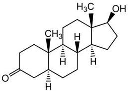 Picture of 5 alpha-Dihydrotestosterone