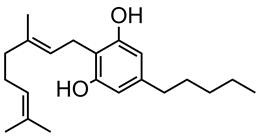 Picture of Cannabigerol (CBG)