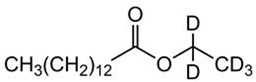 Picture of Ethyl myristate-D5