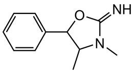 Picture of 2-Oxazolidinimine, 3,4-dimethyl-5-phenyl (Direx)