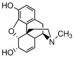 Picture of Morphine.HCl (anhydride or trihydrate)
