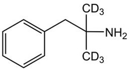Picture of Phentermine-D6.HCl