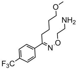 Picture of Fluvoxamine.maleate