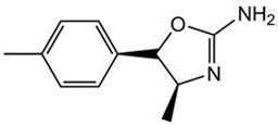 Picture of cis-(±)-4,4'-Dimethylaminorex