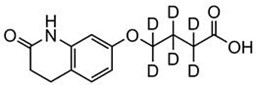 Picture of Aripiprazole Metabolite-D6 (OPC-3373-D6)
