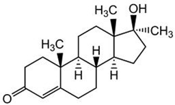 Picture of 17alpha-Methyltestosterone