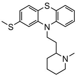 Picture of Thioridazine.HCl