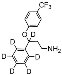 Picture of Norfluoxetine-D6.oxalate