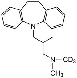 Picture of Trimipramine-D3.maleate