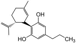 Picture of Cannabidivarin (CBDV)