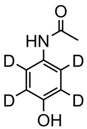 Picture of Paracetamol-D4
