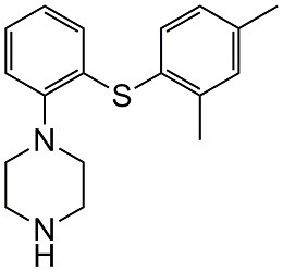 Picture of Vortioxetine.HBr
