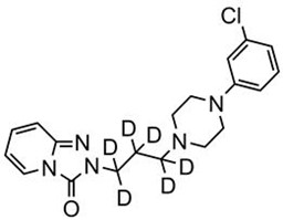 Picture of Trazodone-D6.HCl